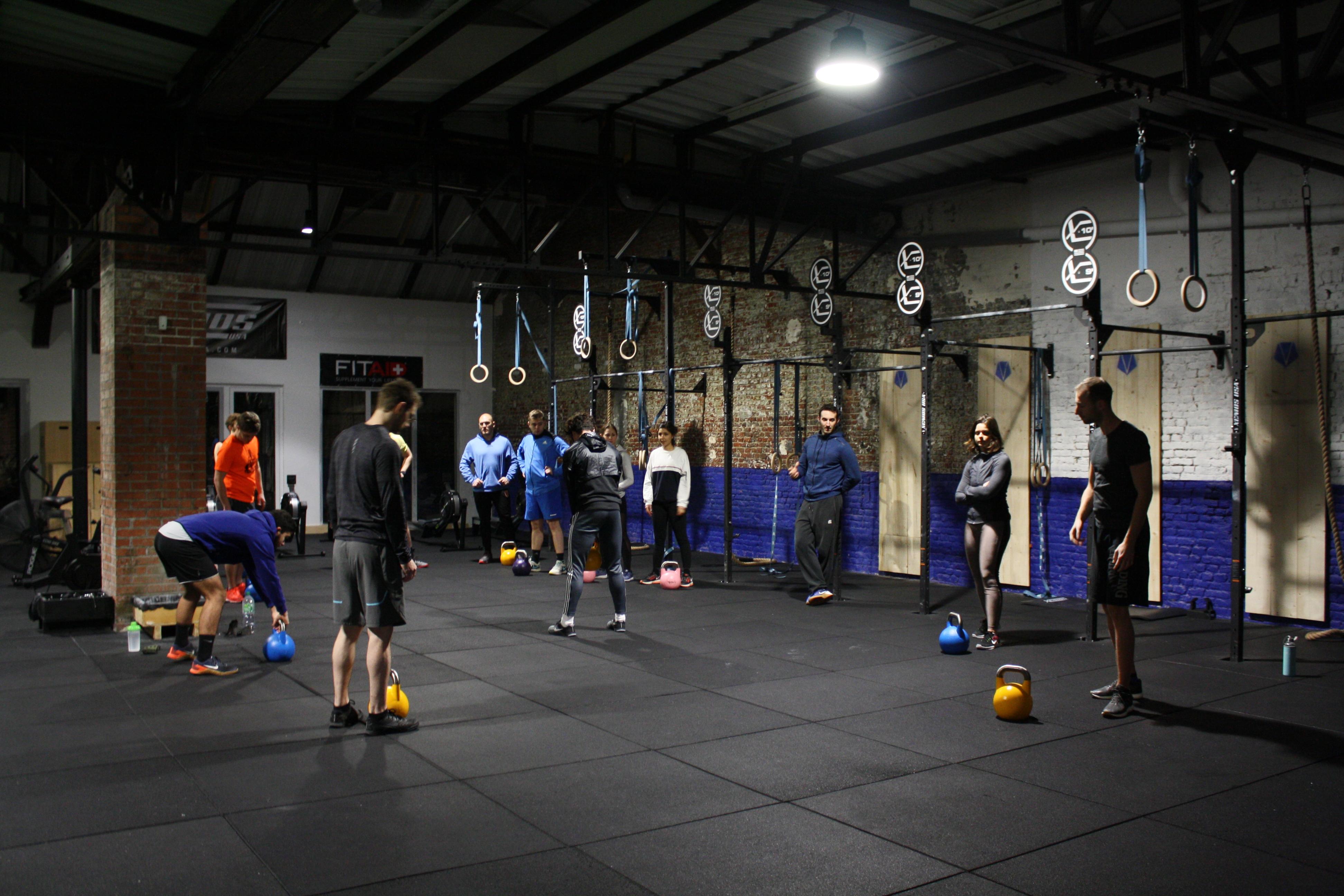 CrossFit Lille Vauban Wod
