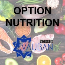 Nutrition CrossFit Vauban Lille
