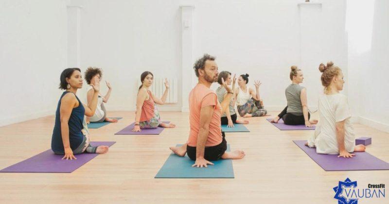 Yoga Lille Vauban