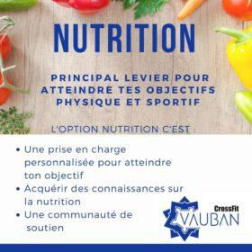 suivi nutrition crossfit vauban