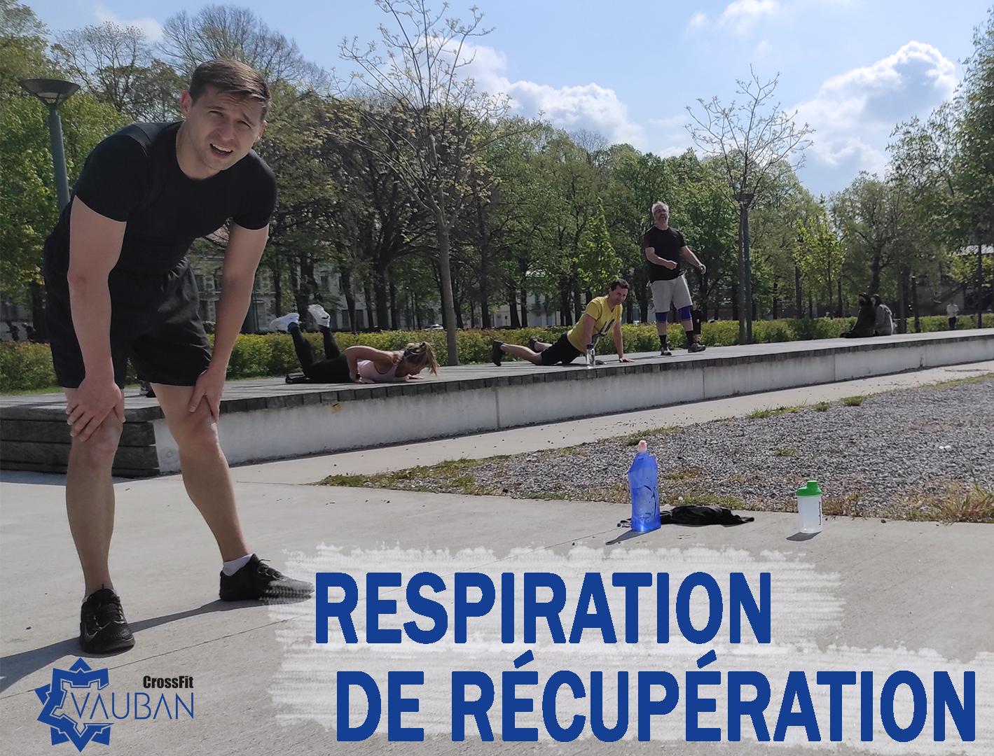 Respiration CrossFit Vauban Lille